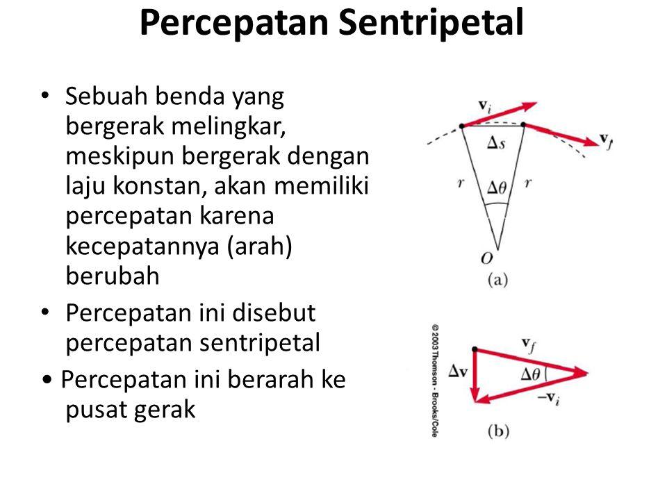 Percepatan Sentripetal