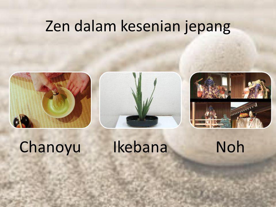 Zen dalam kesenian jepang