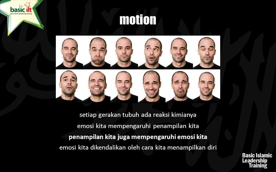 penampilan kita juga mempengaruhi emosi kita
