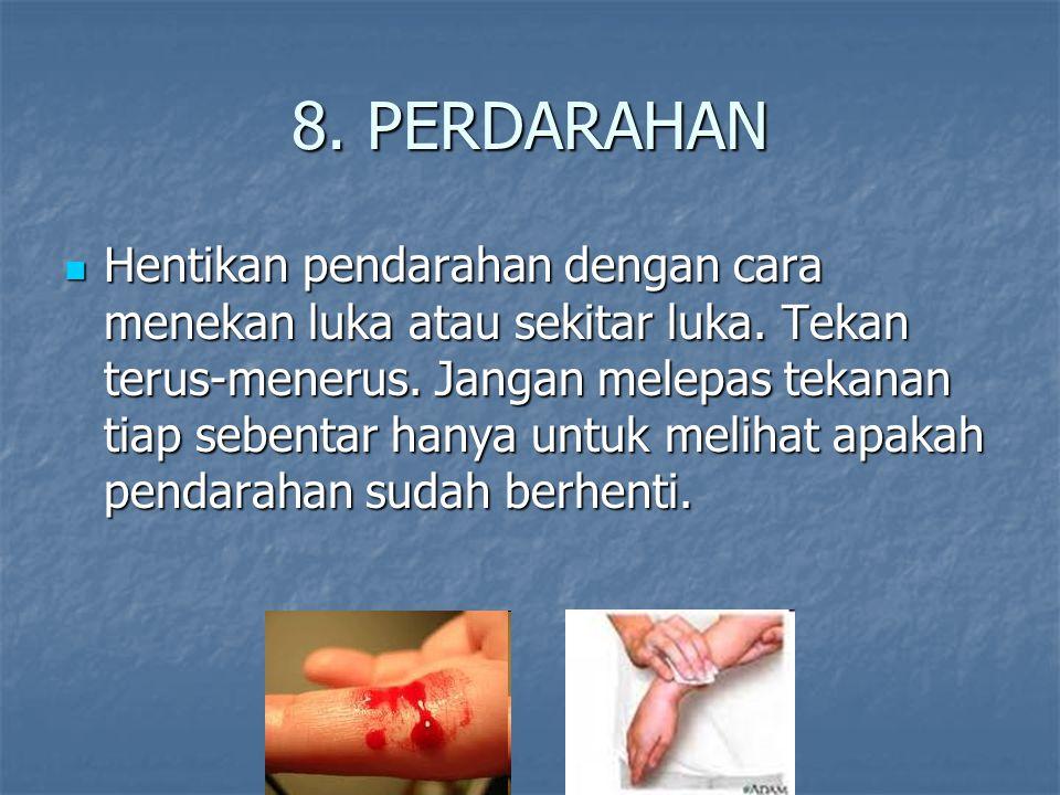 8. PERDARAHAN