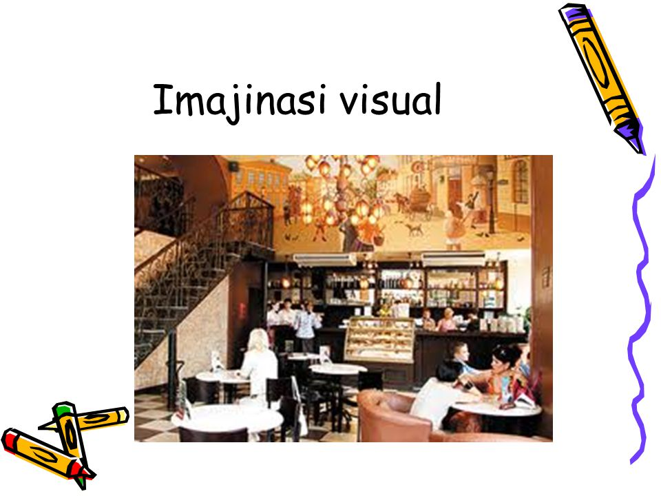 Imajinasi visual