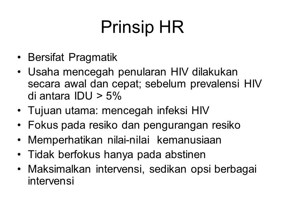 Prinsip HR Bersifat Pragmatik