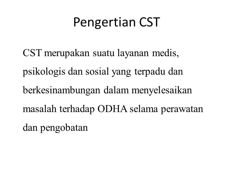 Pengertian CST