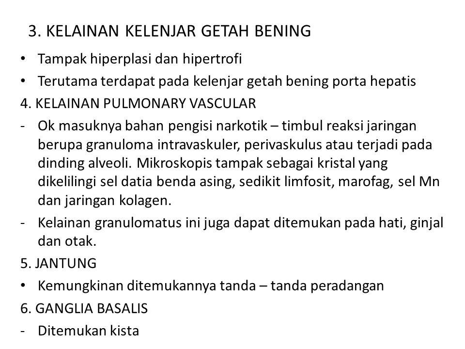 3. KELAINAN KELENJAR GETAH BENING