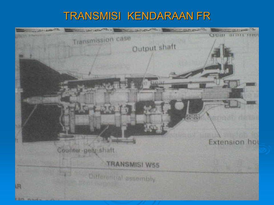 TRANSMISI KENDARAAN FR