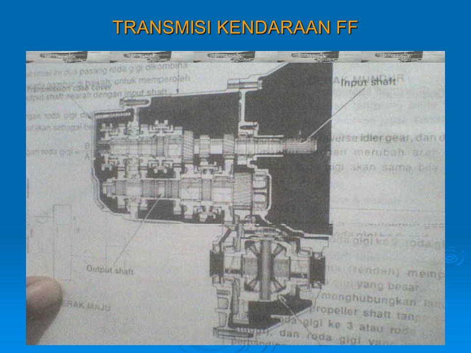 TRANSMISI KENDARAAN FF