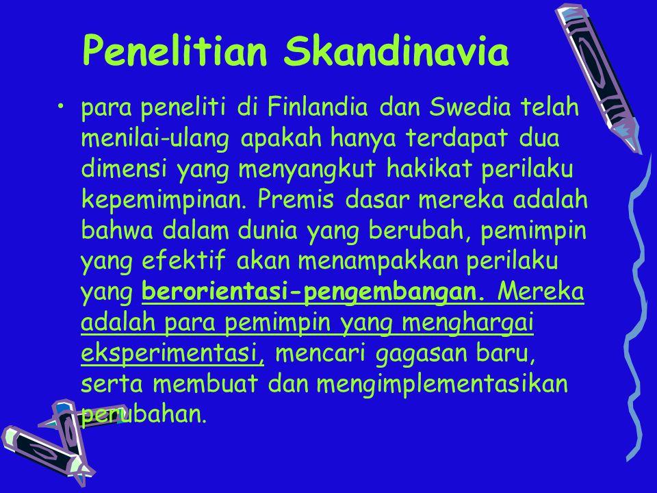 Penelitian Skandinavia
