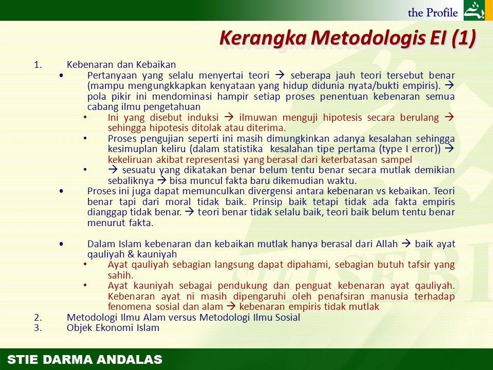 Kerangka Metodologis EI (1)