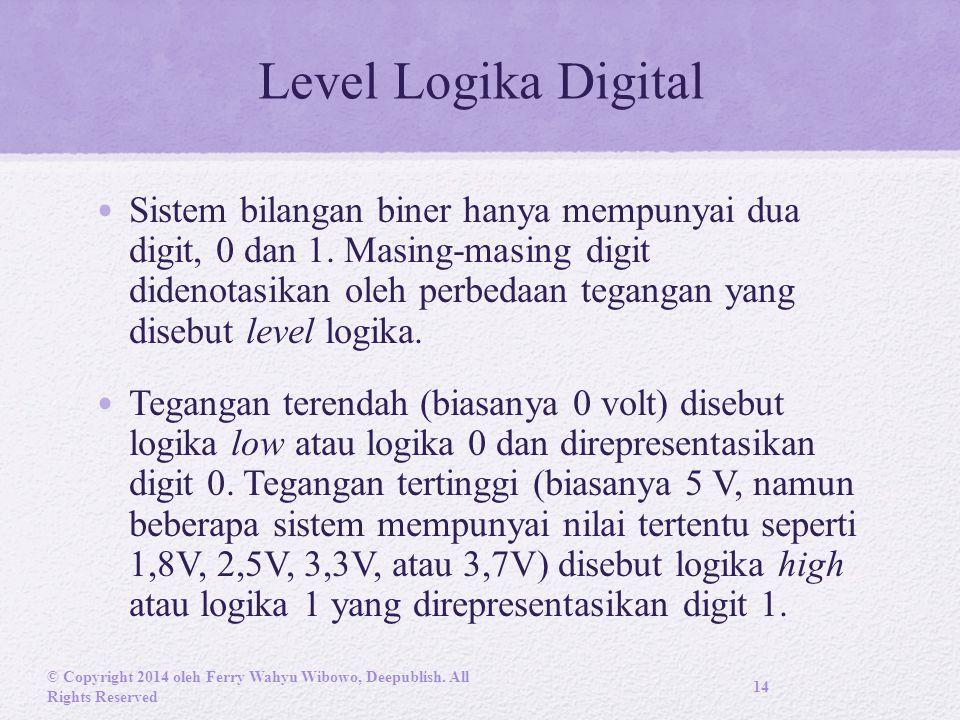 Level Logika Digital