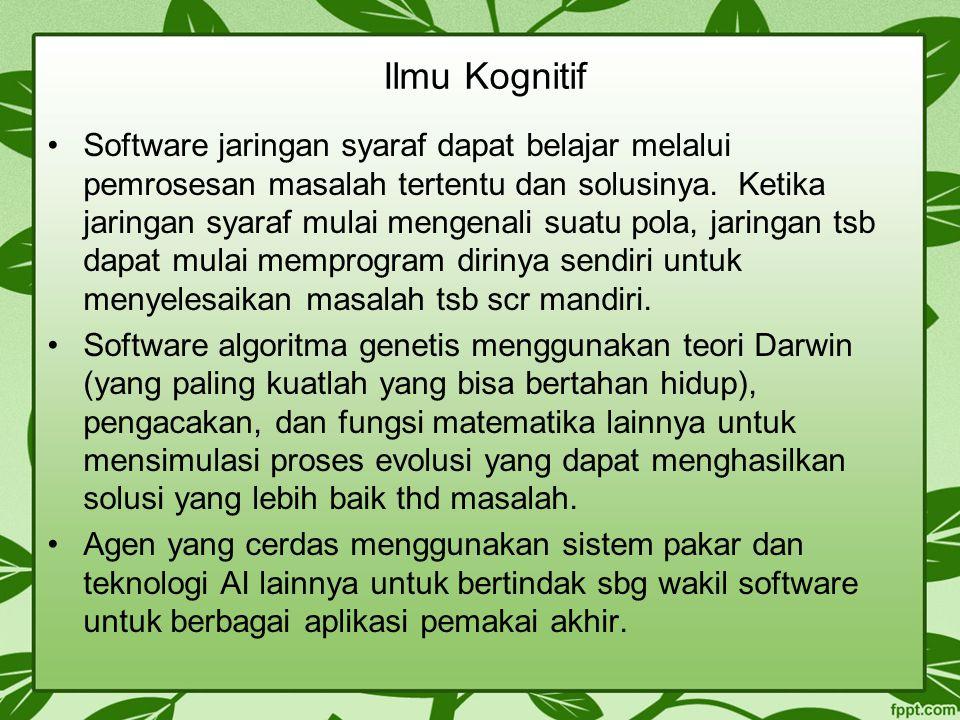 Ilmu Kognitif