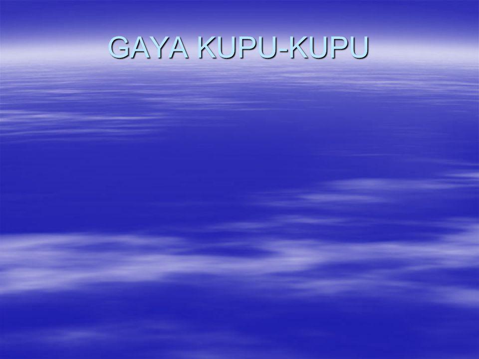 GAYA KUPU-KUPU