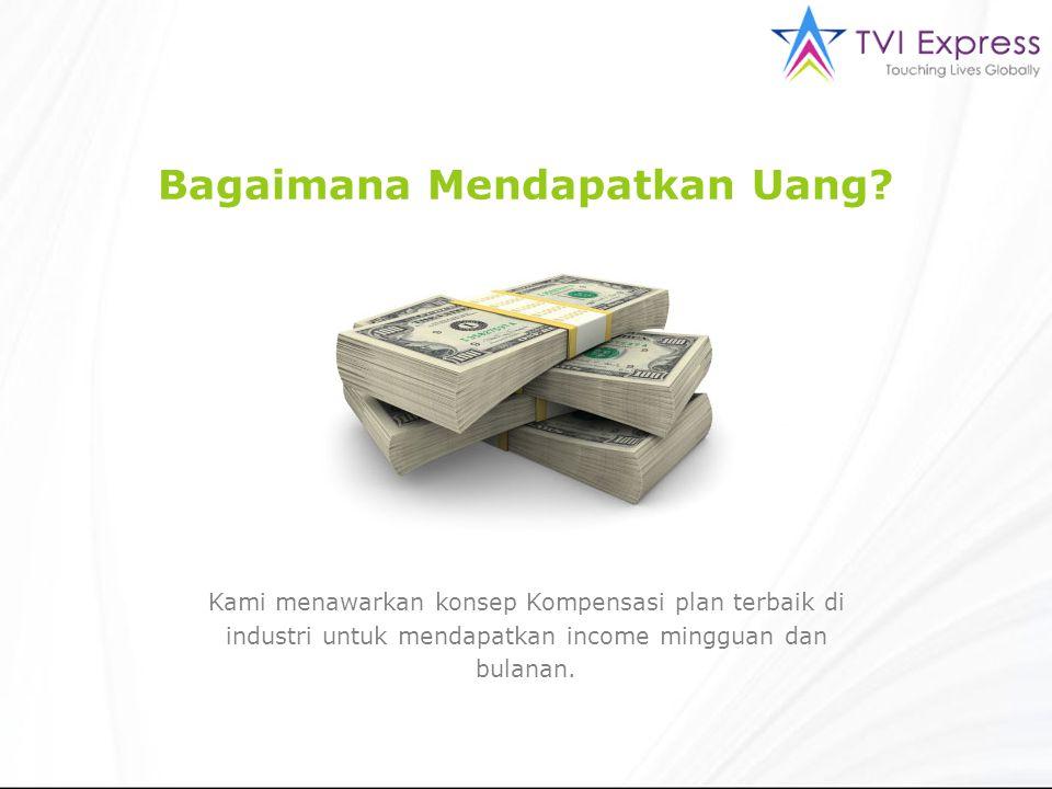 Bagaimana Mendapatkan Uang