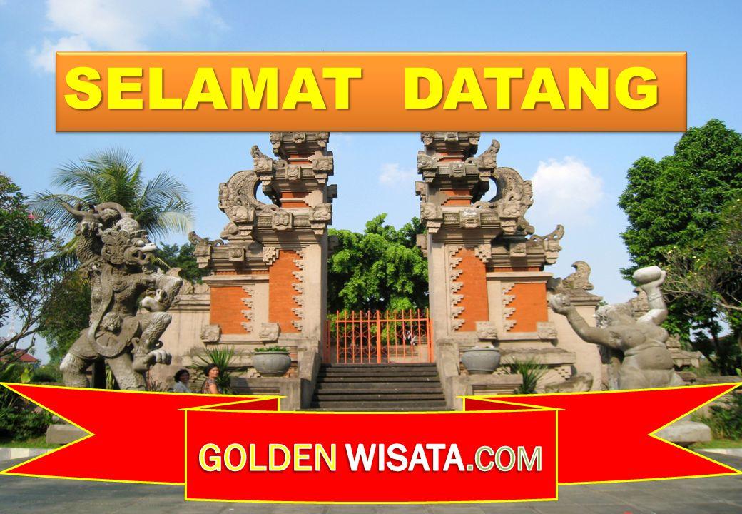 SELAMAT DATANG GOLDEN WISATA.COM