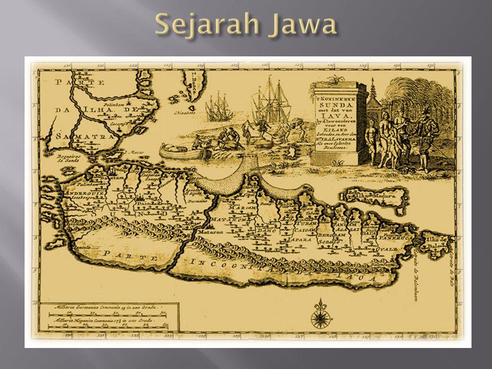Sejarah Jawa
