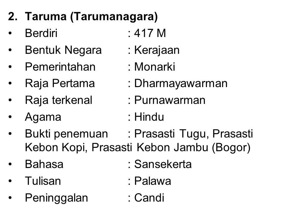 Taruma (Tarumanagara)