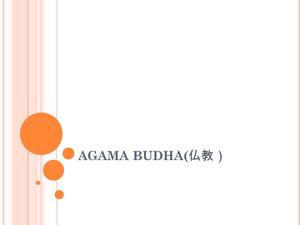 AGAMA BUDHA(仏教)