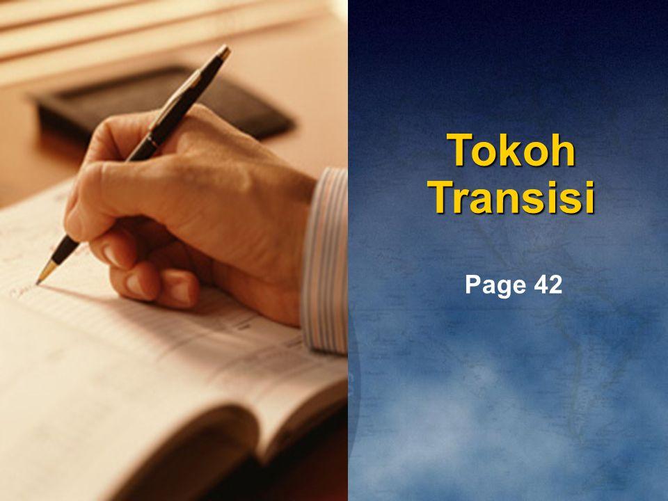 Tokoh Transisi Page 42