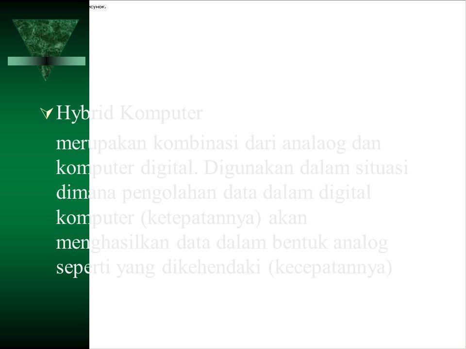 Hybrid Komputer