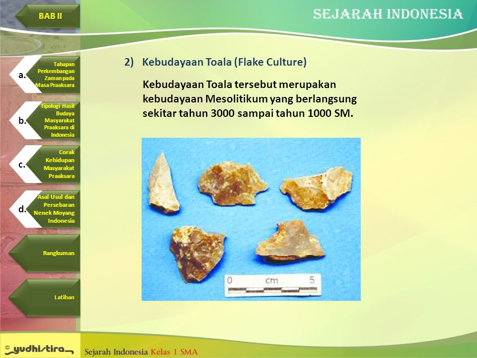 Kebudayaan Toala (Flake Culture)