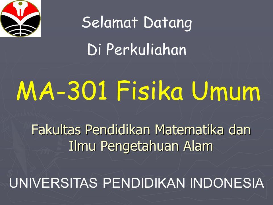Fakultas Pendidikan Matematika dan Ilmu Pengetahuan Alam