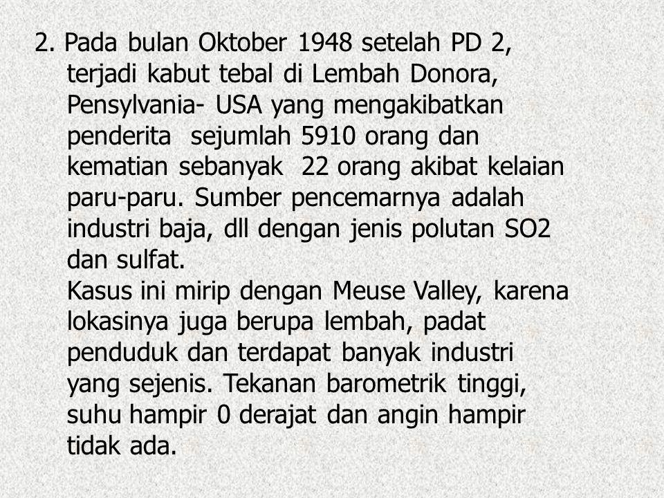 2. Pada bulan Oktober 1948 setelah PD 2,