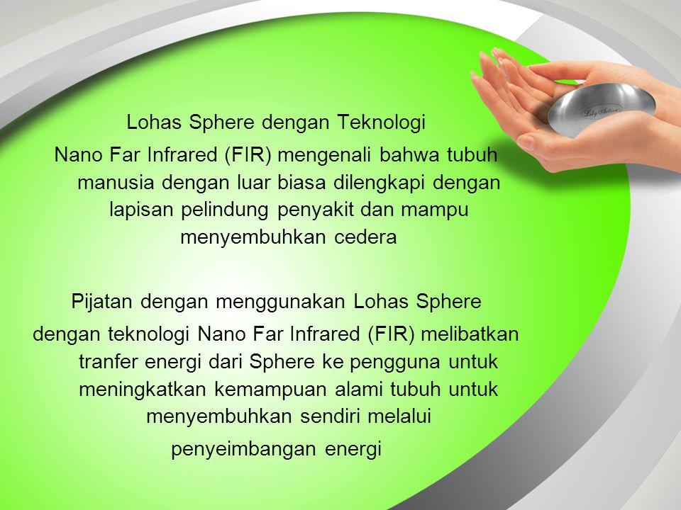 Lohas Sphere dengan Teknologi