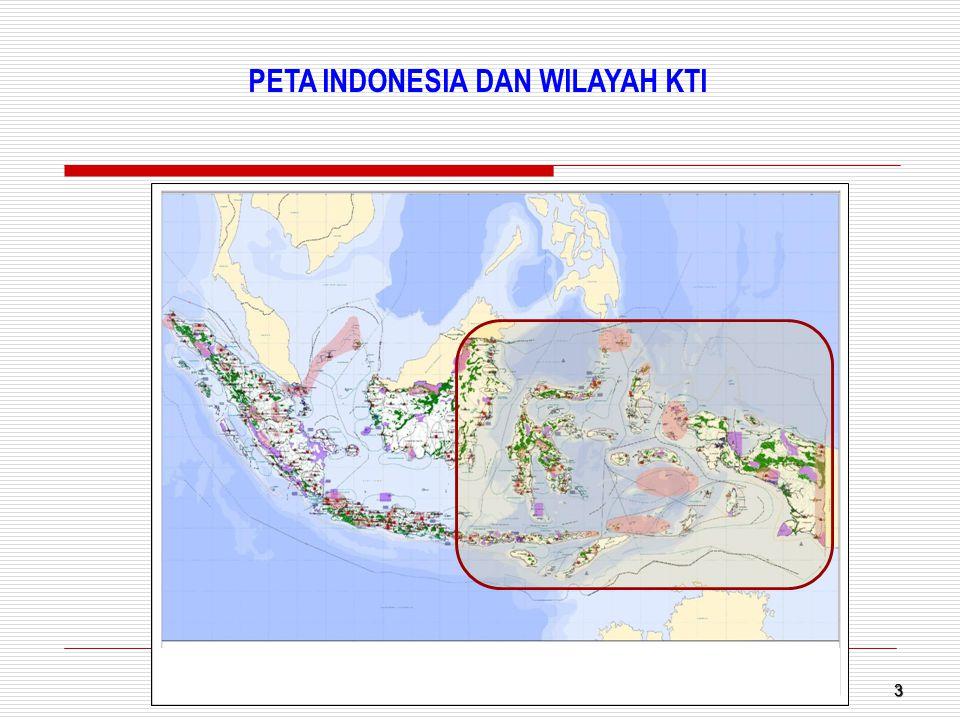 PETA INDONESIA DAN WILAYAH KTI