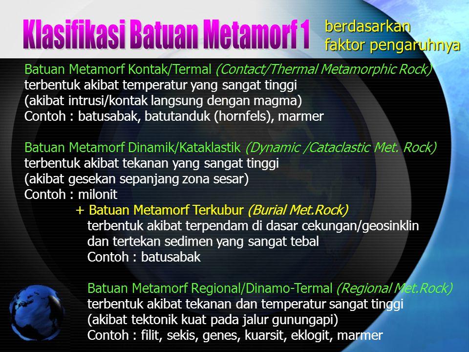 Klasifikasi Batuan Metamorf 1