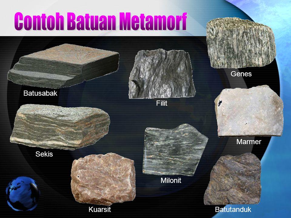 Contoh Batuan Metamorf
