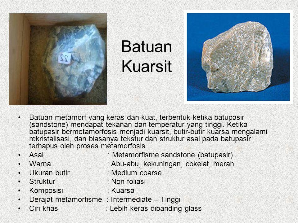 Batuan Kuarsit