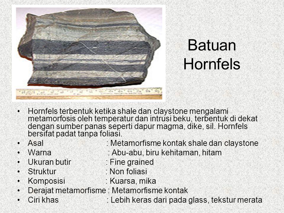 Batuan Hornfels