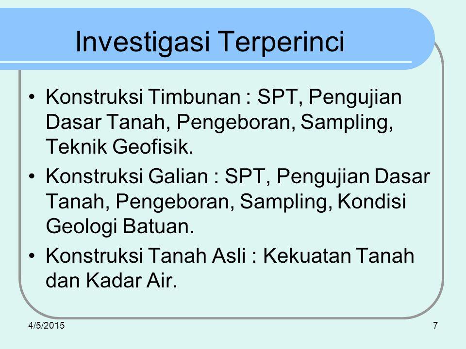 Investigasi Terperinci