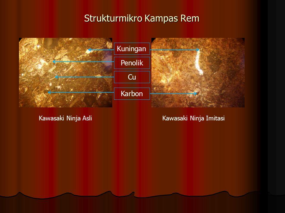 Strukturmikro Kampas Rem