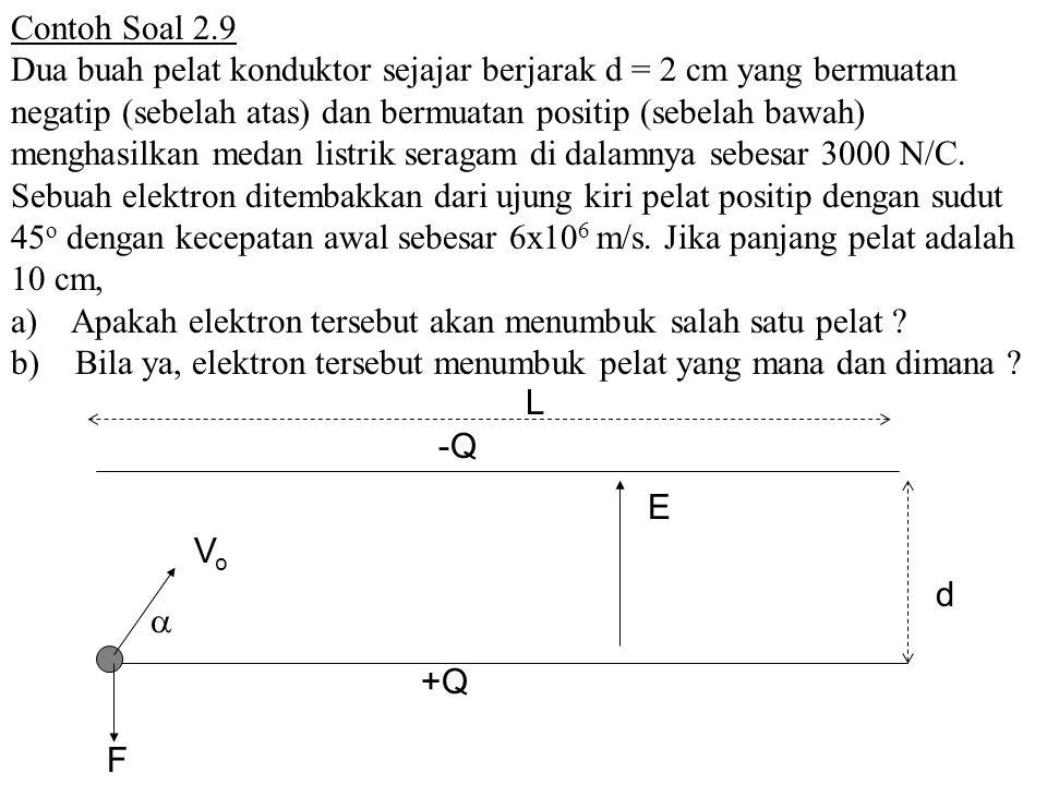 Contoh Soal 2.9