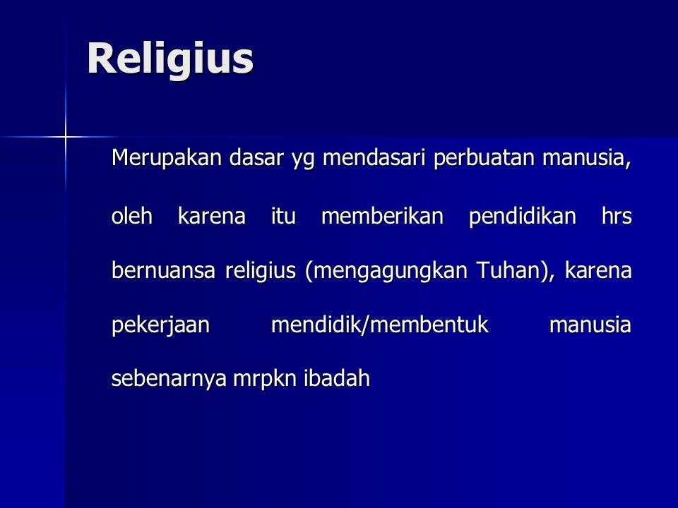 Religius