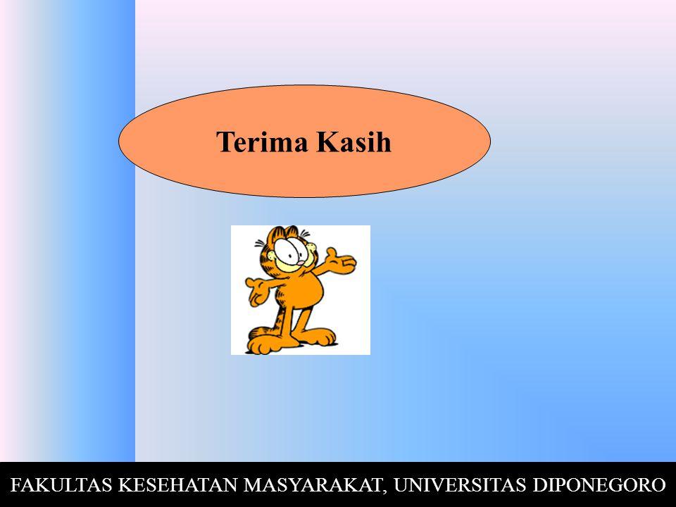 FAKULTAS KESEHATAN MASYARAKAT, UNIVERSITAS DIPONEGORO