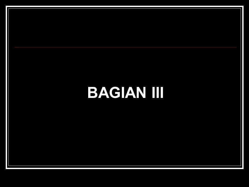 BAGIAN III