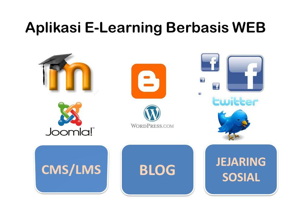 Aplikasi E-Learning Berbasis WEB
