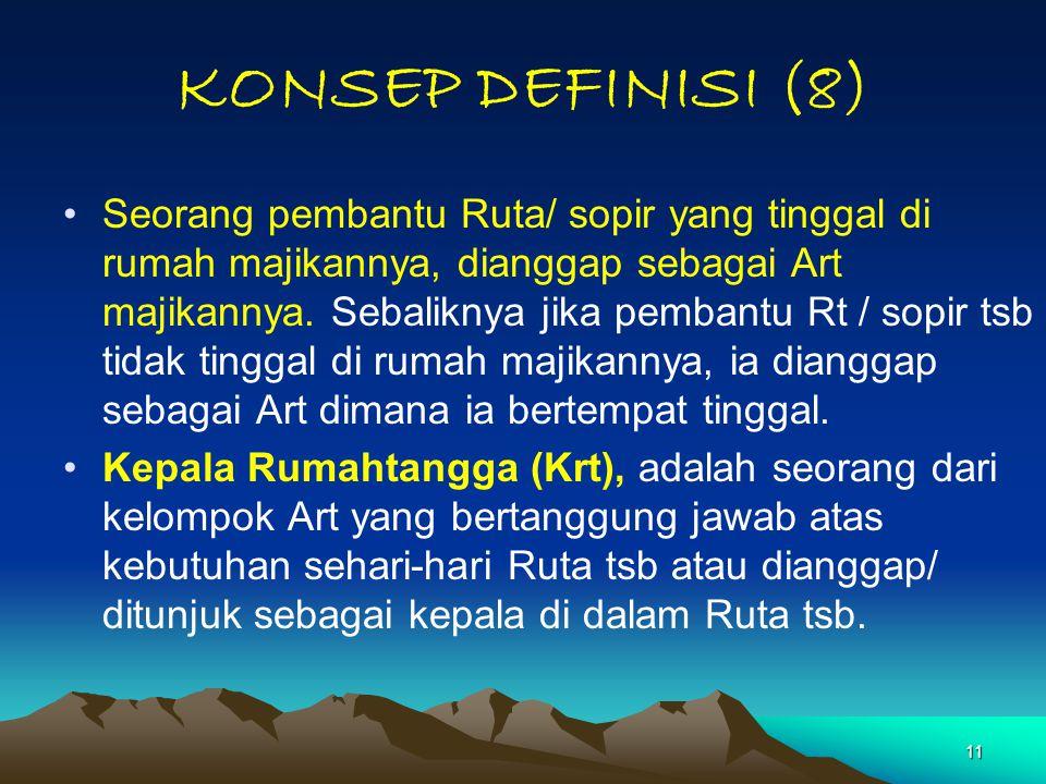 KONSEP DEFINISI (8)