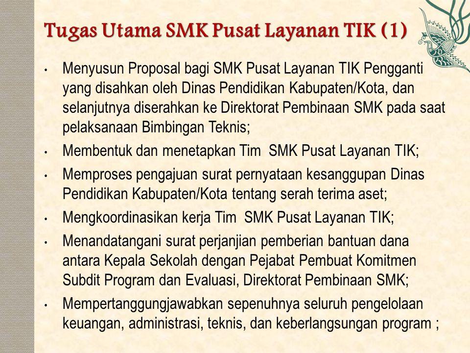 Tugas Utama SMK Pusat Layanan TIK (1)