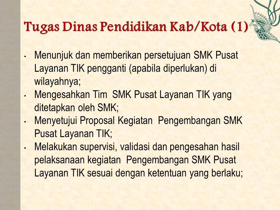 Tugas Dinas Pendidikan Kab/Kota (1)