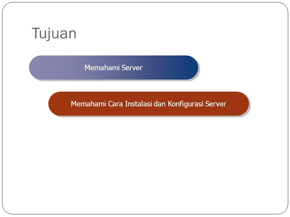 Memahami Cara Instalasi dan Konfigurasi Server
