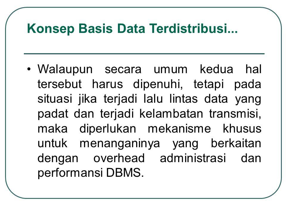 Konsep Basis Data Terdistribusi...