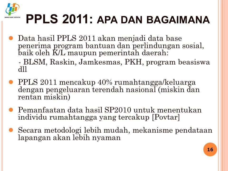 PPLS 2011: apa dan bagaimana