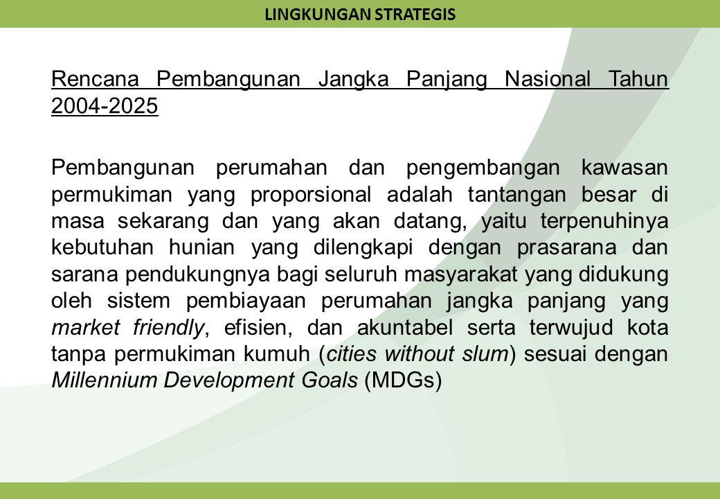 Rencana Pembangunan Jangka Panjang Nasional Tahun 2004-2025