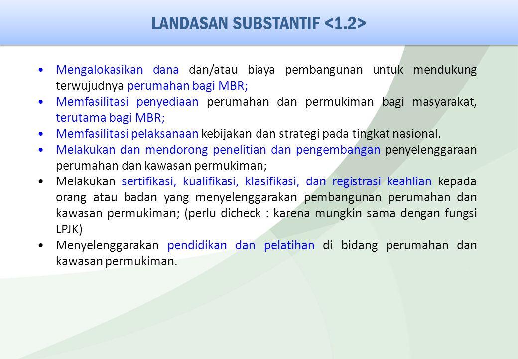 LANDASAN SUBSTANTIF <1.2>