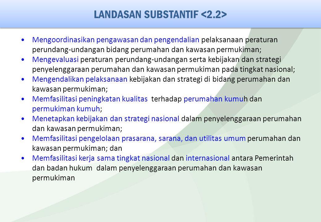 LANDASAN SUBSTANTIF <2.2>