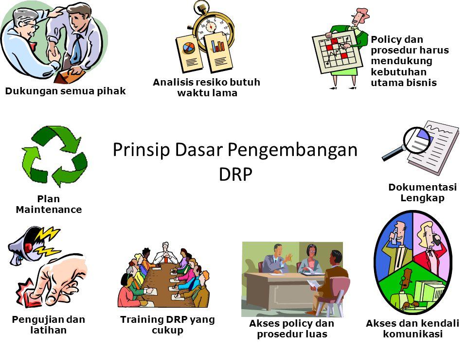 Prinsip Dasar Pengembangan DRP