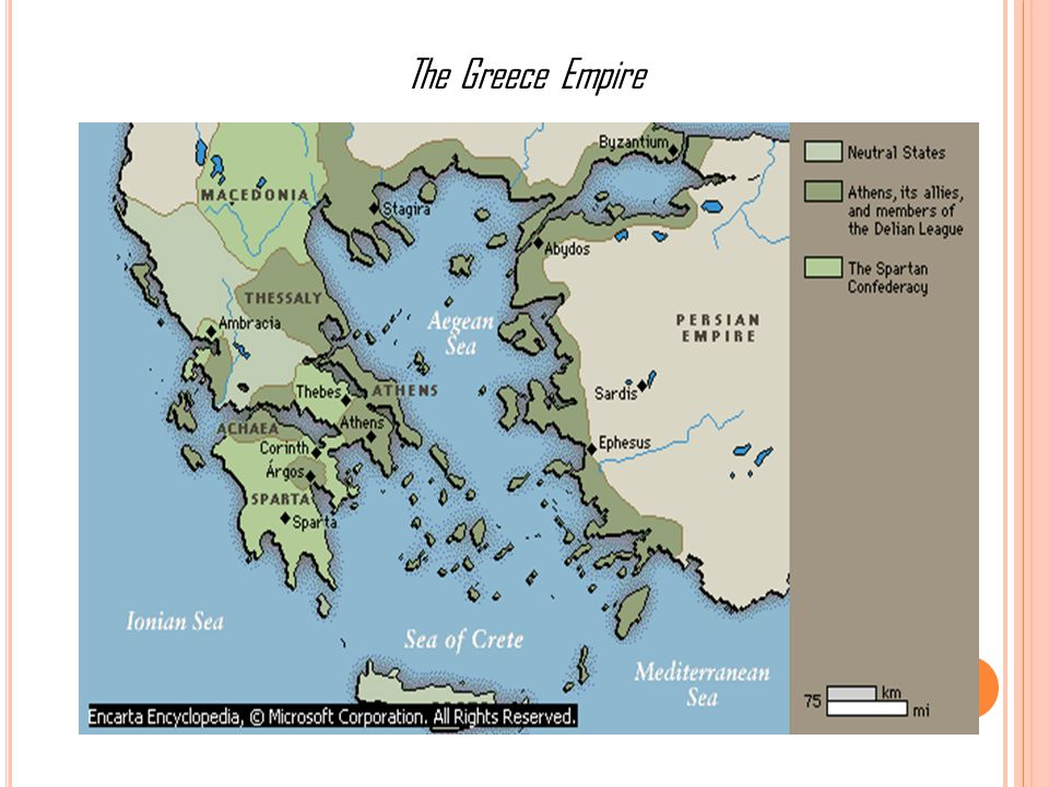 The Greece Empire