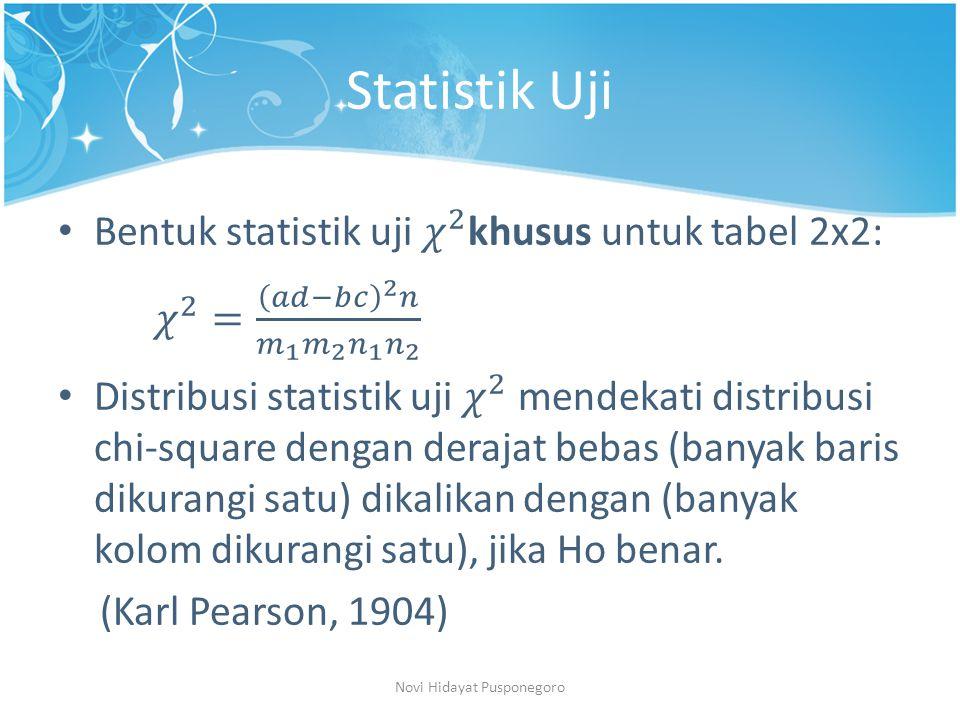 Novi Hidayat Pusponegoro